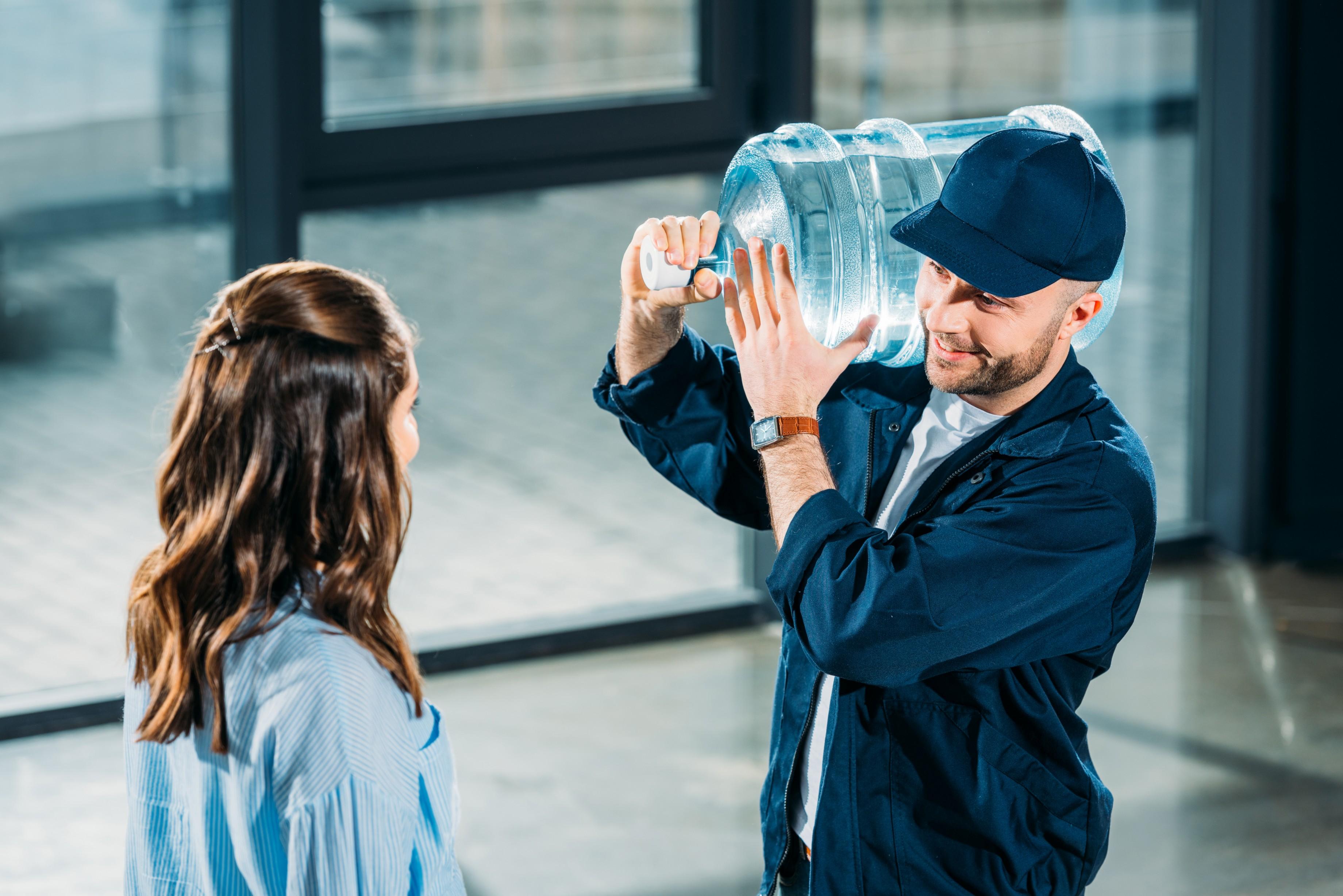 Bottled water options in Phoenix