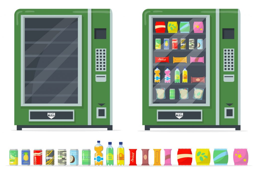 Vending Machine Technology | Green Equipment | Scottsdale Vending Service | Workplace Refreshment Services