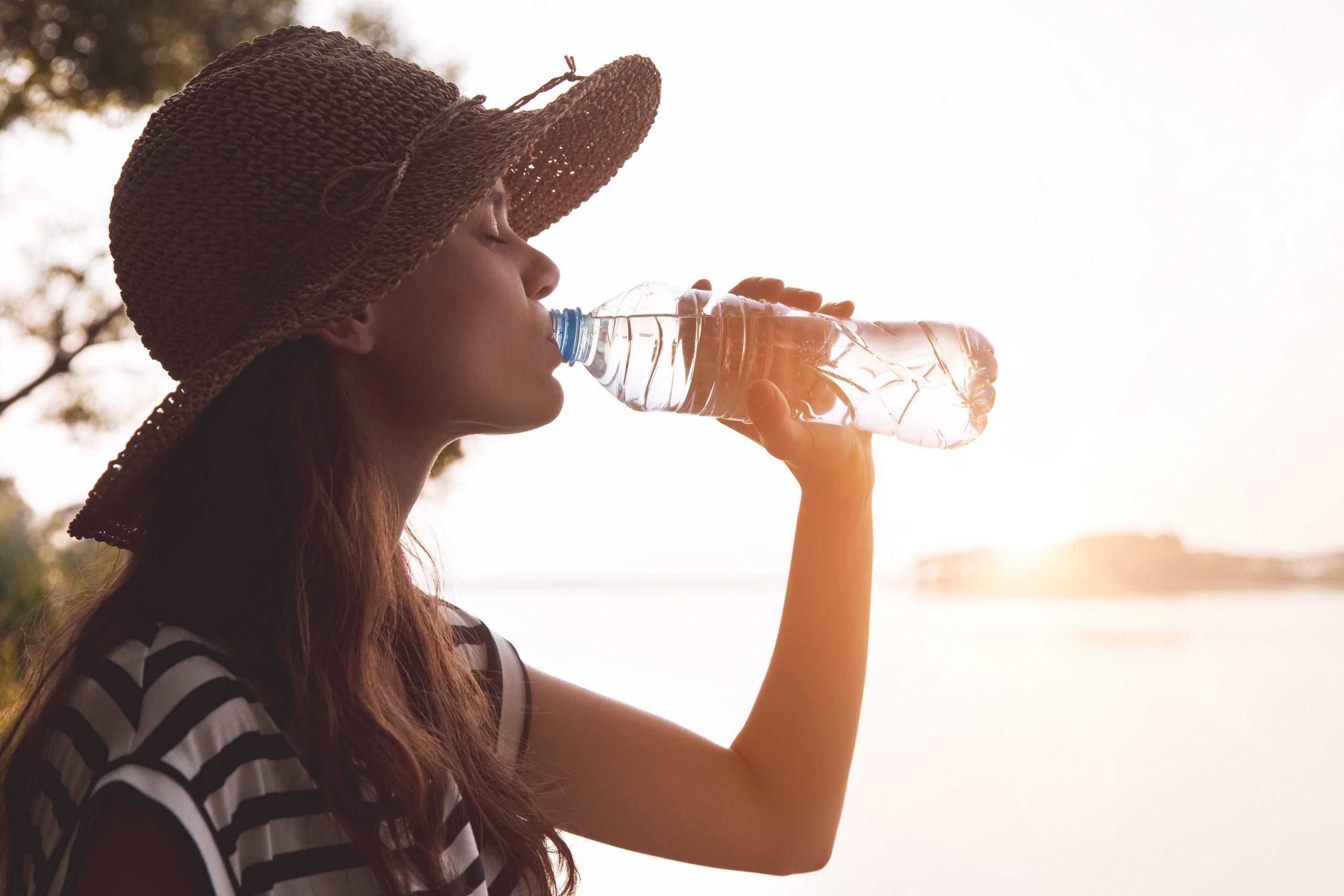 Bottled water option in Phoenix