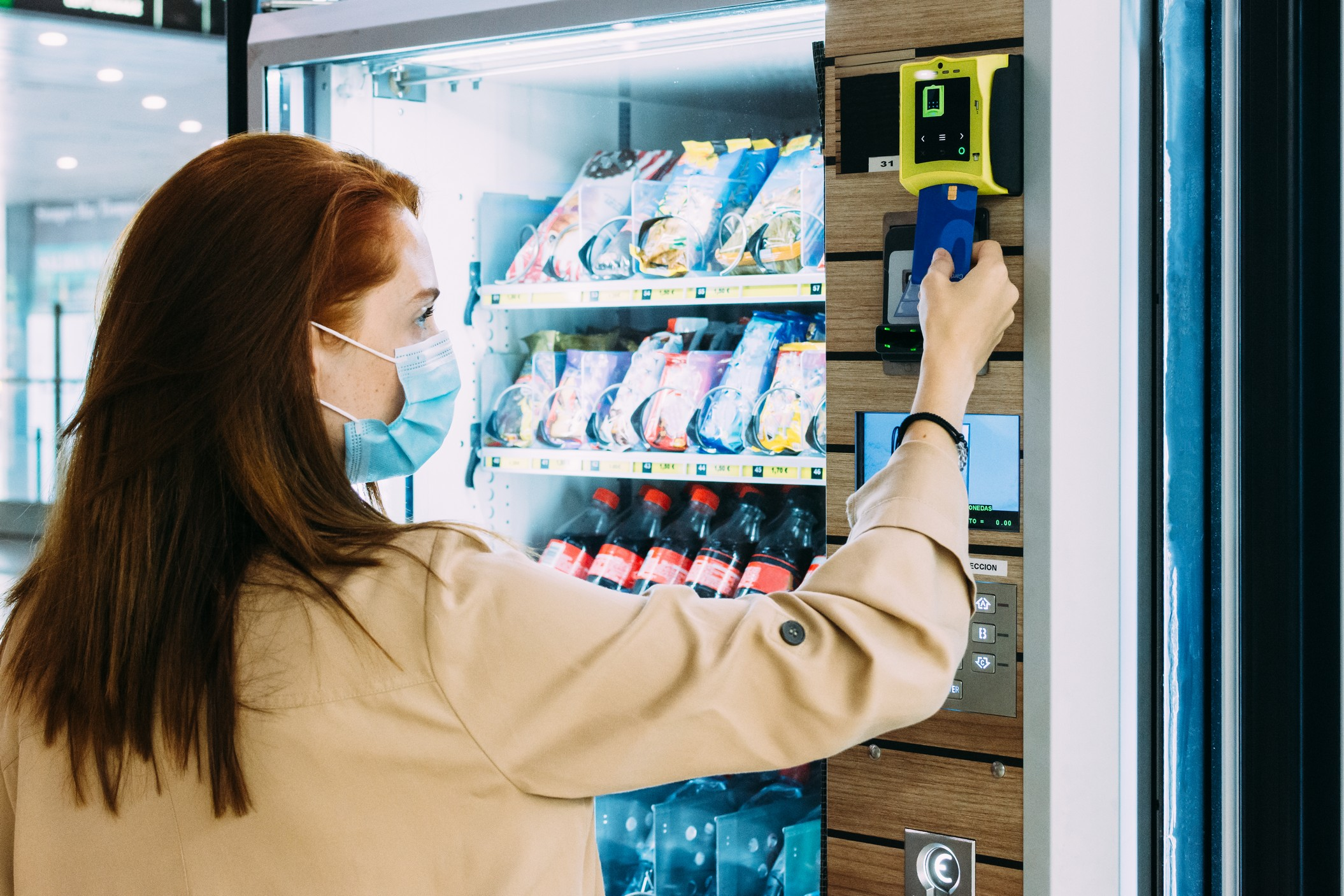 Vending Machines in Scottsdale