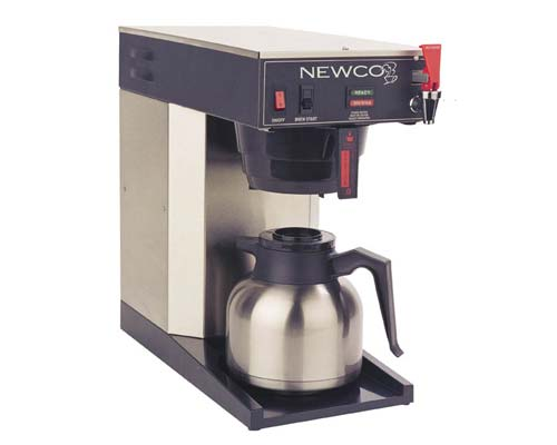 Traditional coffee equipment for Phoenix and Scottsdale offices